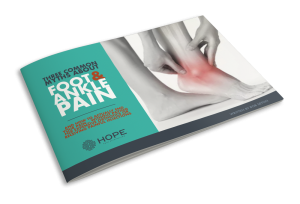 Three Common Myths About Foot & Ankle Pain pamphlet provided by H.O.P.E. Pain Elimination in Miramar Beach, FL
